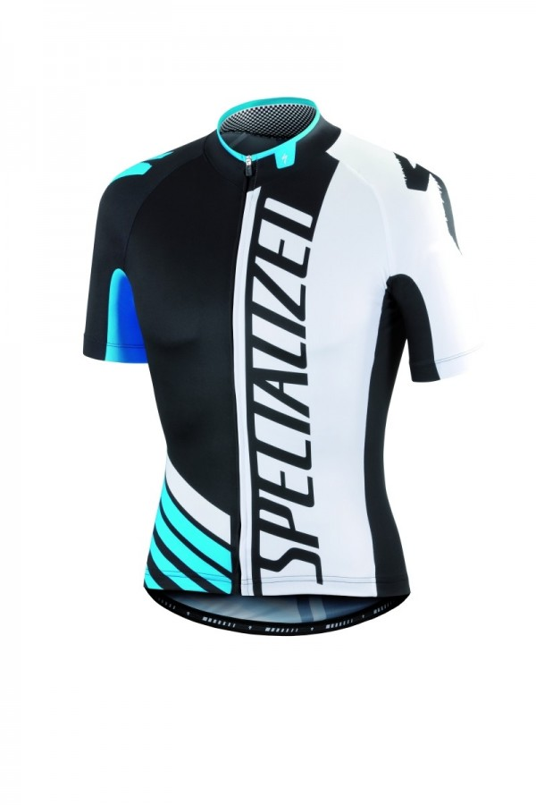 Barevná varianta - Dres Specialized  Pro Racing Ss blk/wht/red  ´15