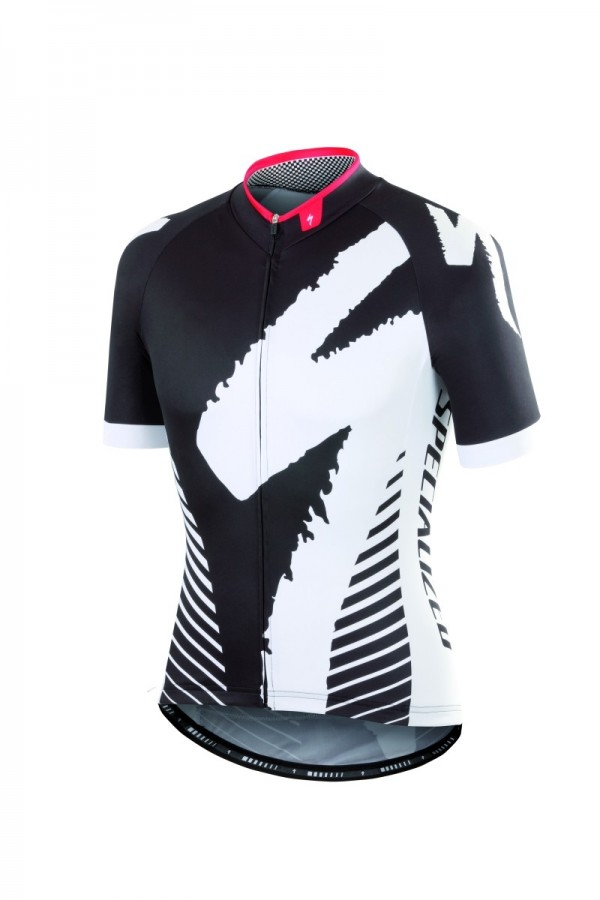 Barevná varianta - Dres Specialized Comp Racing Ss wht/red ´15
