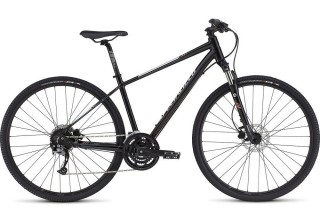 Kolo Specialized Ariel Sport-D  blk/sil/coral/turq ´16
