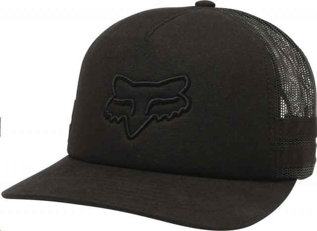 Cepice Fox Head Trik Trucker Black OS 2018 696fd72297